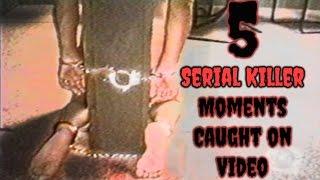 getlinkyoutube.com-5 Serial Killer Moments Caught on Video - GloomyHouse