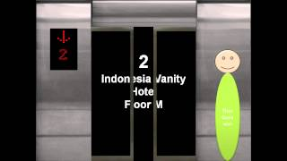 (Animated, for Theo Gunawan) Nothingville Downtown MRT Station: Tour of Elevators