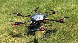 getlinkyoutube.com-Tarot 680Pro Hexacopter Build Completed