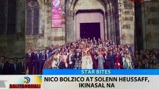 getlinkyoutube.com-BT: Nico Bolzico at Solenn Heussaff, ikinasal na