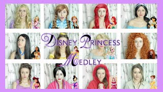 getlinkyoutube.com-Disney Princess Medley | Georgia Merry