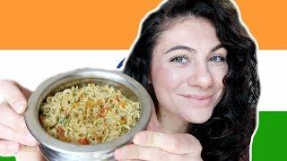 INDIAN FOOD MAGGI NOODLES RETRY | TRAVEL VLOG IV