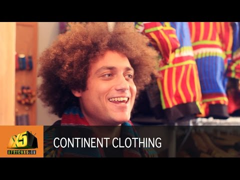 Continent Clothing | Economic Empowerment through Employment
