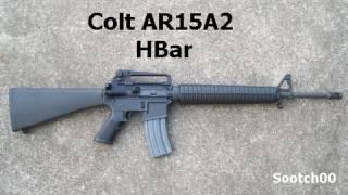 getlinkyoutube.com-Colt AR15A2 H Bar