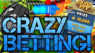 getlinkyoutube.com-WORLD RECORD ARENA BET! - Bloons TD Battles - YOU MUST WATCH THIS! CRAZY BTD BATTLES MATCHES!