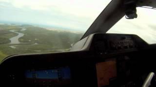 getlinkyoutube.com-03 Landings with EMBRAER Phenom 100 - GoPro