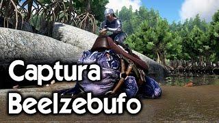 getlinkyoutube.com-CAPTURA BEELZEBUFO - Ark Survival Evolved | LuisCaldera ★