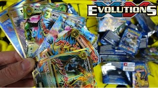 Profit or Loss: XY Evolutions Booster Box Pokemon TCG Opening