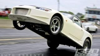 getlinkyoutube.com-TX2K12 - 8 Second 2JZ S2000 Giant Wheelie!