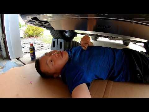 Install TBW performance skid plate under tray 2015+ WRX Subaru