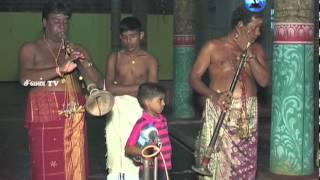 இணுவில் காரைக்கால் சிவன் கோவில் அம்மன் வாசல் 4ம் திருவிழா 14.01.2015