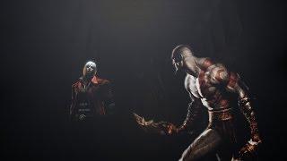getlinkyoutube.com-Grudge Match Unlimited 1: Dante vs Kratos