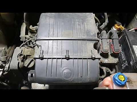 Двигатель Fiat для Albea 2002-2012