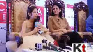 getlinkyoutube.com-Child Actress Harshali Malhotra at PC Chandra s Little Jewels
