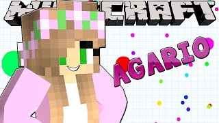 getlinkyoutube.com-Minecraft - Little Kelly - FIRST TIME PLAYING AGARIO!