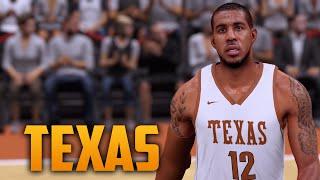 getlinkyoutube.com-NBA 2K16 Texas Longhorns Court & Jersey Tutorial