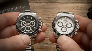 getlinkyoutube.com-Rolex Daytona 116500 LN Review | Watchfinder & Co.