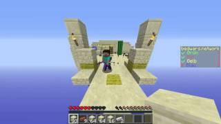 Minecraft Bedwars auf dem bedwars.network Server