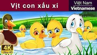 getlinkyoutube.com-Vịt con xấu xí - Chuyện thiếu nhi - Chuyện cổ tích - 4K UHD - Vietnamese Fairy Tales