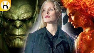 Jessica Chastain Confirmed as Skrull Queen for X-Men: Dark Phoenix?