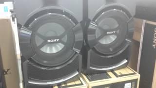 getlinkyoutube.com-Sony SHAKE X3D test sound (00:08, HARD BASS)