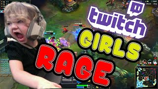 getlinkyoutube.com-TOP 5 Twitch Girls RAGE compilation. League of Legends.