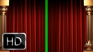 getlinkyoutube.com-Green Screen Curtain Intro Premium Full HD 1920x1080px!