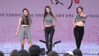 [15.04.18] NS윤지 If You Love Me 직캠(김창렬의올드스쿨) by 헤임달