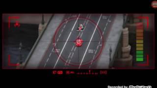 getlinkyoutube.com-Cars 2 london race #2