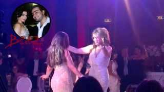 getlinkyoutube.com-Haifa Wehbe in a private wedding in Lebanon Beirut Dancing...EXCLUSIVE HD !!