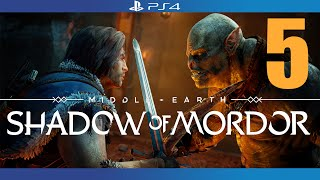 getlinkyoutube.com-Middle-Earth: Shadow of Mordor 100% Walkthrough Part 5 | No Commentary