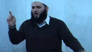 getlinkyoutube.com-Sadullah Bajrami - Shenjat e Kijametit - Zbritja e Isait (alejhi selam) -1