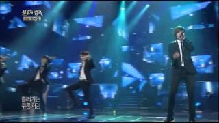getlinkyoutube.com-[HIT] 불후의 명곡2-틴탑(TEEN TOP)&백퍼센트(100%) - 널 그리며.20130622