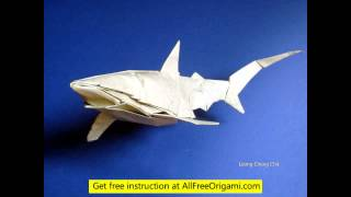 getlinkyoutube.com-origami shark