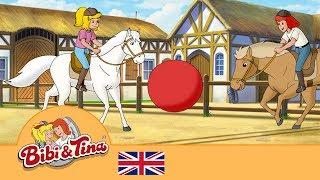 getlinkyoutube.com-Bibi & Tina horse series / Trailer in English
