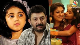 getlinkyoutube.com-Meena Daughter Nainika and Amala Paul team up with Arvind Swamy | Latest Tamil Cinema News
