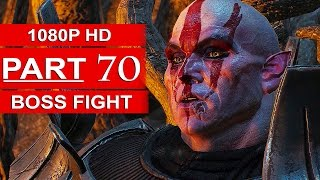 getlinkyoutube.com-The Witcher 3 Gameplay Walkthrough Part 70 [1080p HD] Imlerith BOSS FIGHT - No Commentary