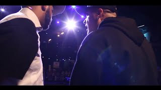 GO-RILLA WARFARE PRESENTS: CORTEZ VS YOUNG KANNON