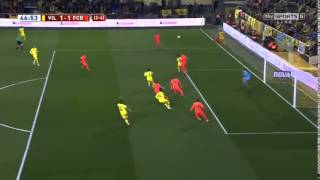 Villarreal 1 – 3 Barcelona Extended Highlights - Copa del Rey - 4.3.2015