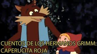 getlinkyoutube.com-Cuentos de los hermanos Grimm - Caperucita Roja Audio Latino