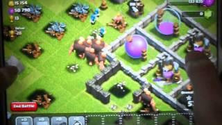 getlinkyoutube.com-Clash of clans : الحلقة الاولى : استراتيجية الهجوم للمبتدئين