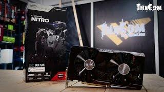 getlinkyoutube.com-Sapphire Radeon R9 380X Nitro OC 4GB รีวิว by ThxCom [4K] [GTAV]