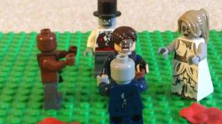getlinkyoutube.com-Lego Zombie Apocalypse