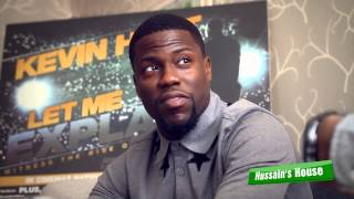 getlinkyoutube.com-Kevin Hart on UK Slang | Hussain's House