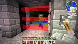 getlinkyoutube.com-Let's Play Minecraft Sezon 3 #11 - Nowy mikrofon oraz portal gun