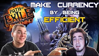 getlinkyoutube.com-Path of Exile - How to make Currency and Level Faster by being Efficient (with Zizaran)