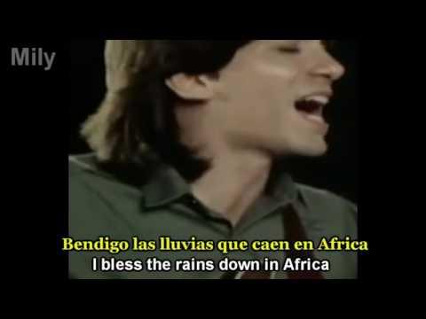 Africa En Español de Toto Letra y Video
