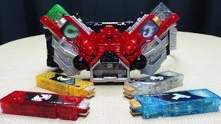 getlinkyoutube.com-Kamen Rider Double DX DOUBLE DRIVER Super Best Edition: EmGo's Kamen Rider Reviews N' Stuff