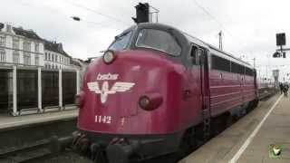 getlinkyoutube.com-NOHAB MY 1142 AKE Rheingold Hamburg Altona 23.03.2014