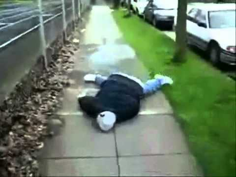 Ultimate Funny Fat People Accidents Compilation